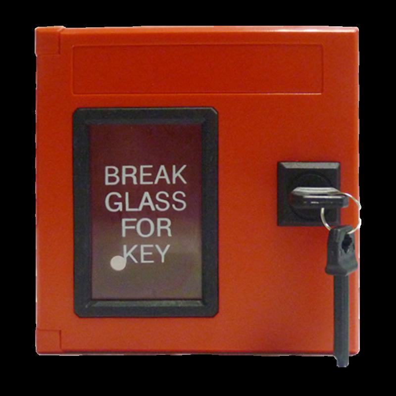 Emergency Key / Manual Key Switch / Nozzle Box