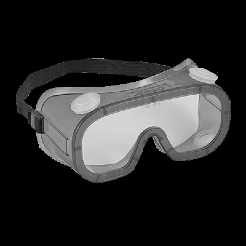 Anti-Fog Safety Chemical Goggle