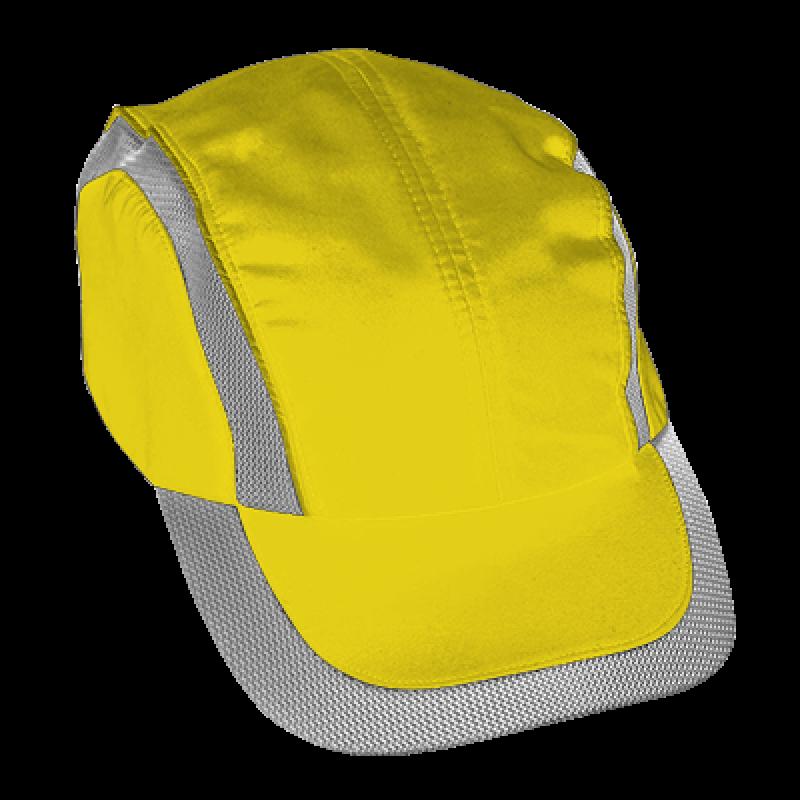 Cotton Bump Cap (Yellow)