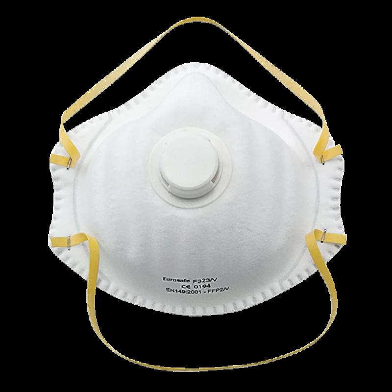Valved Particulate Respirator