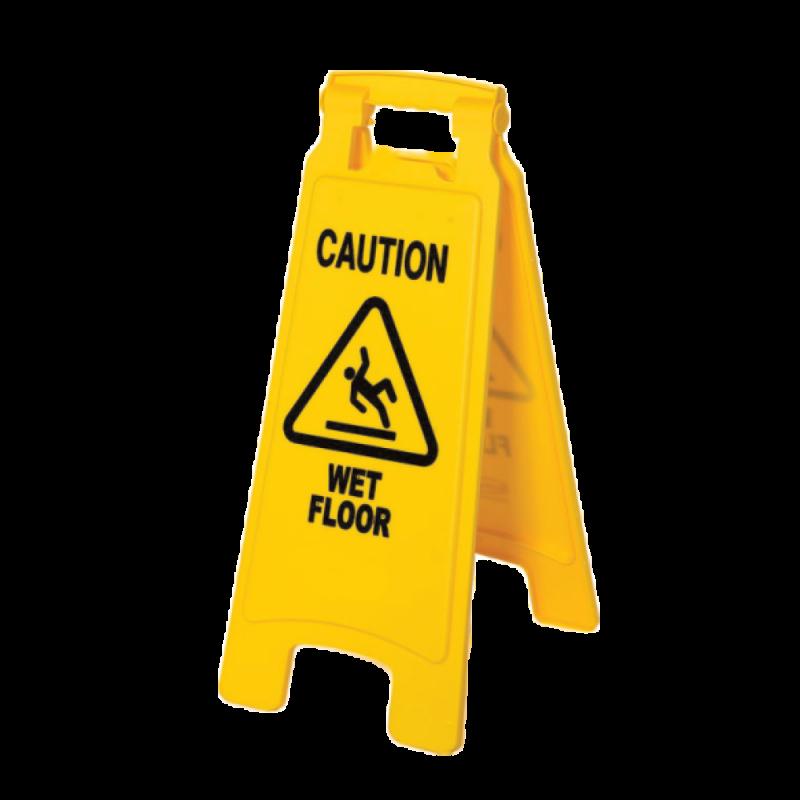 PVC Floor Sign