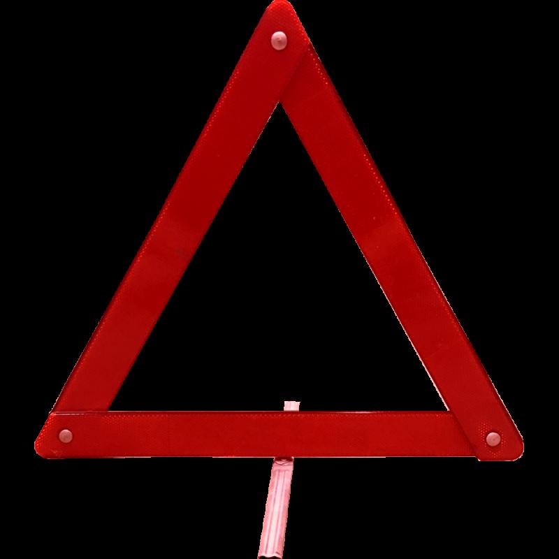 Plastic Triangle Reflector