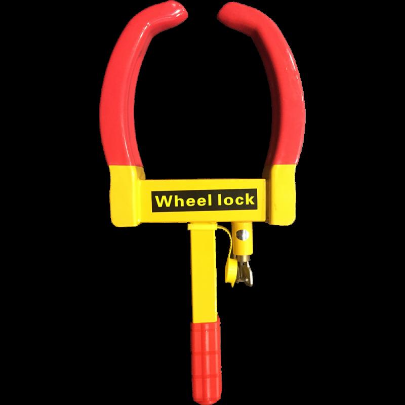 Portable Wheel Lock