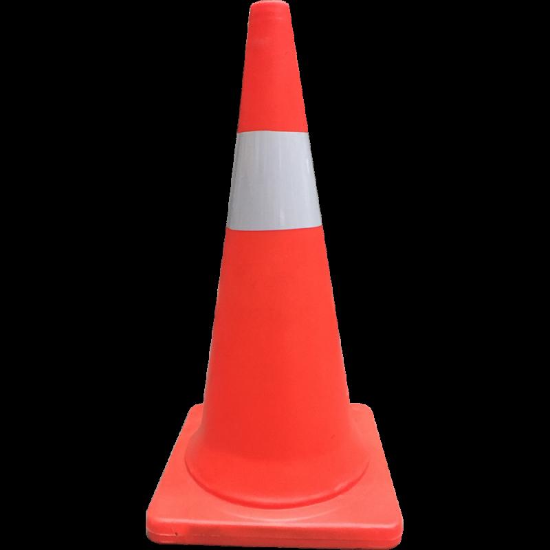 PE Traffic Cone (Sand Base)