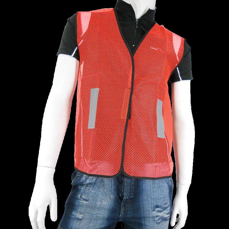 Safety Vest (Mesh Type) Orange