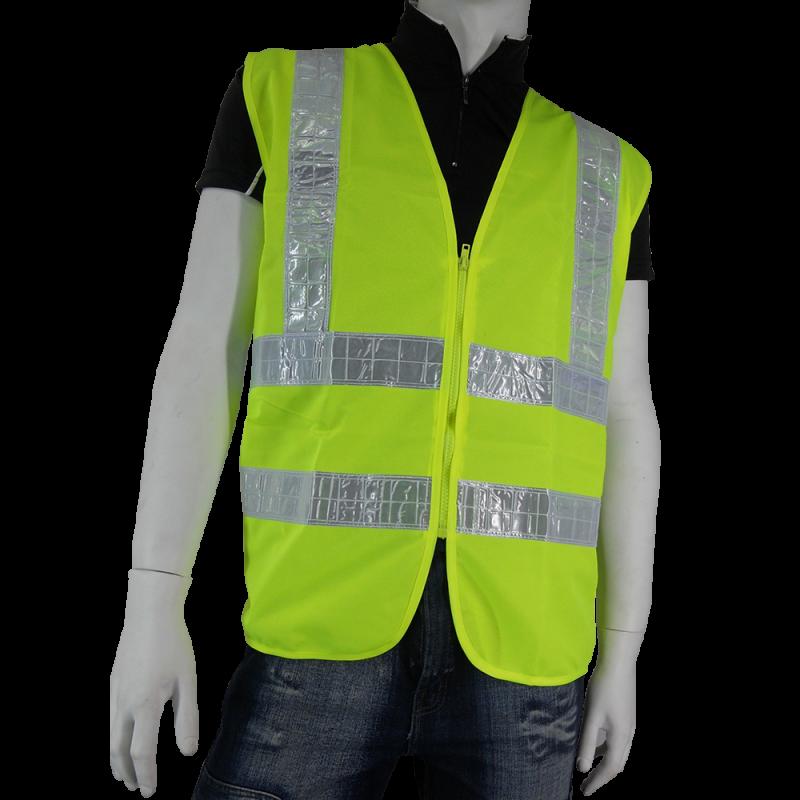 Safety Vest (HI-VIS) Green