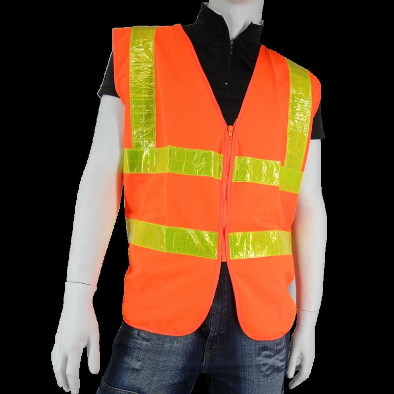 Safety Vest (HI-VIS) Orange