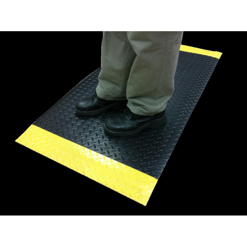 Diamond Plate Anti-fatique Mat (900mm x 18m)