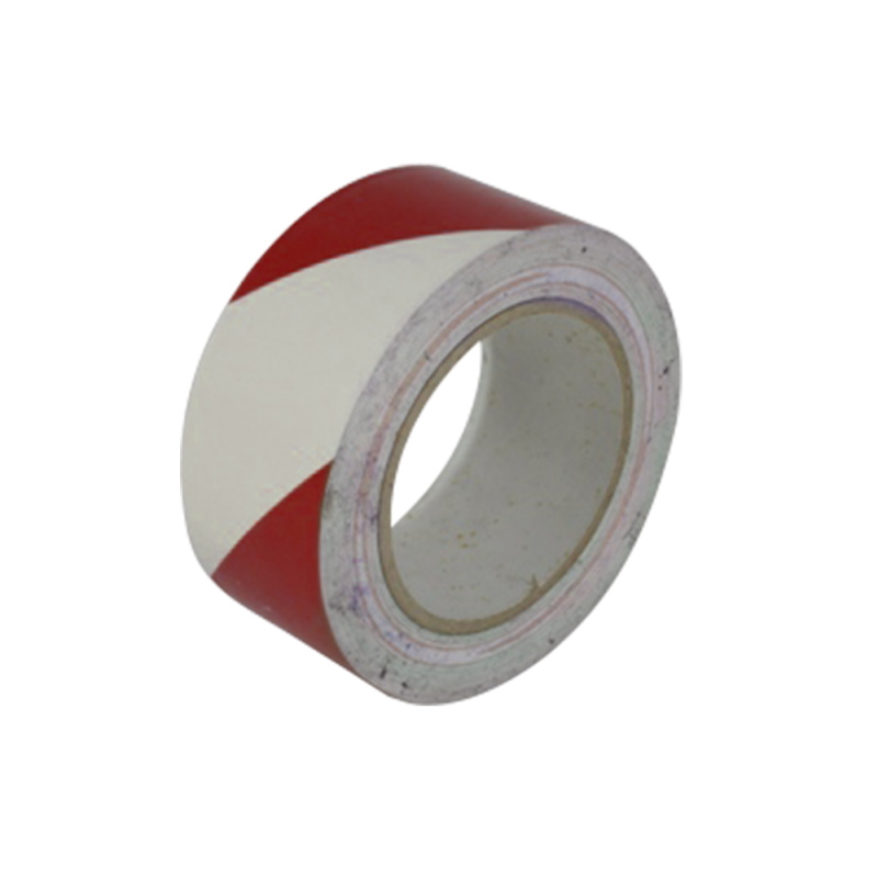 Safety Floor Tapes (Red White Stripe)