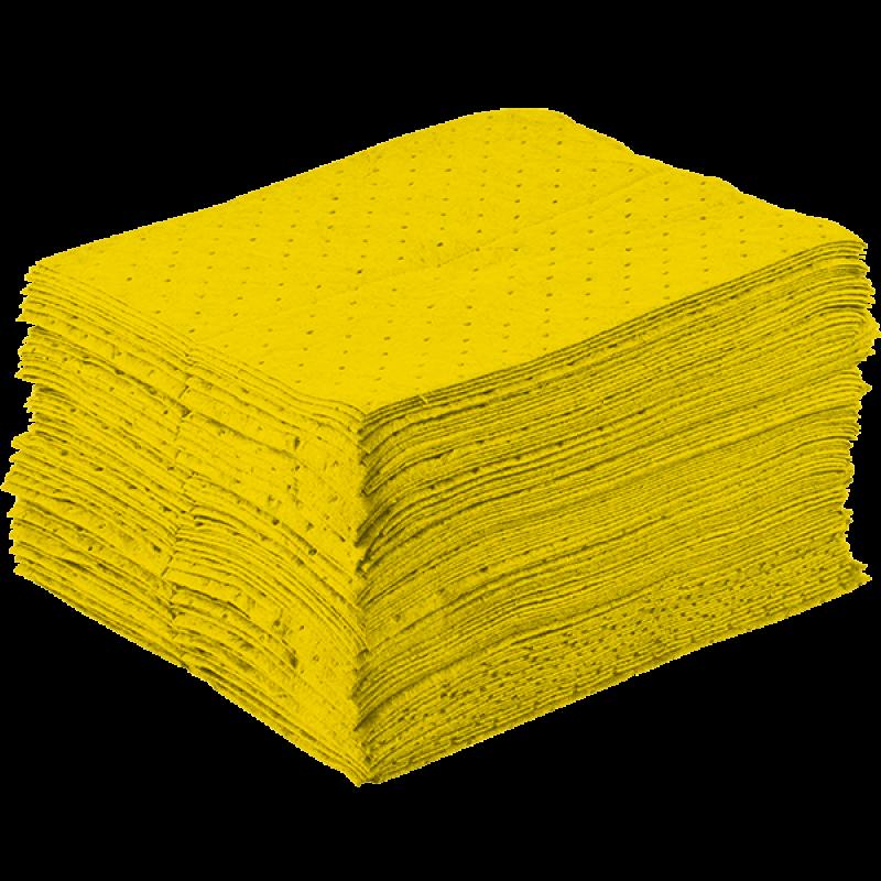 Sorbent Pad (Chemical, 100pcs/carton)