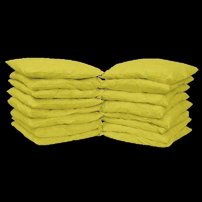 Sorbent Pillow (Chemical, 16pcs/carton)