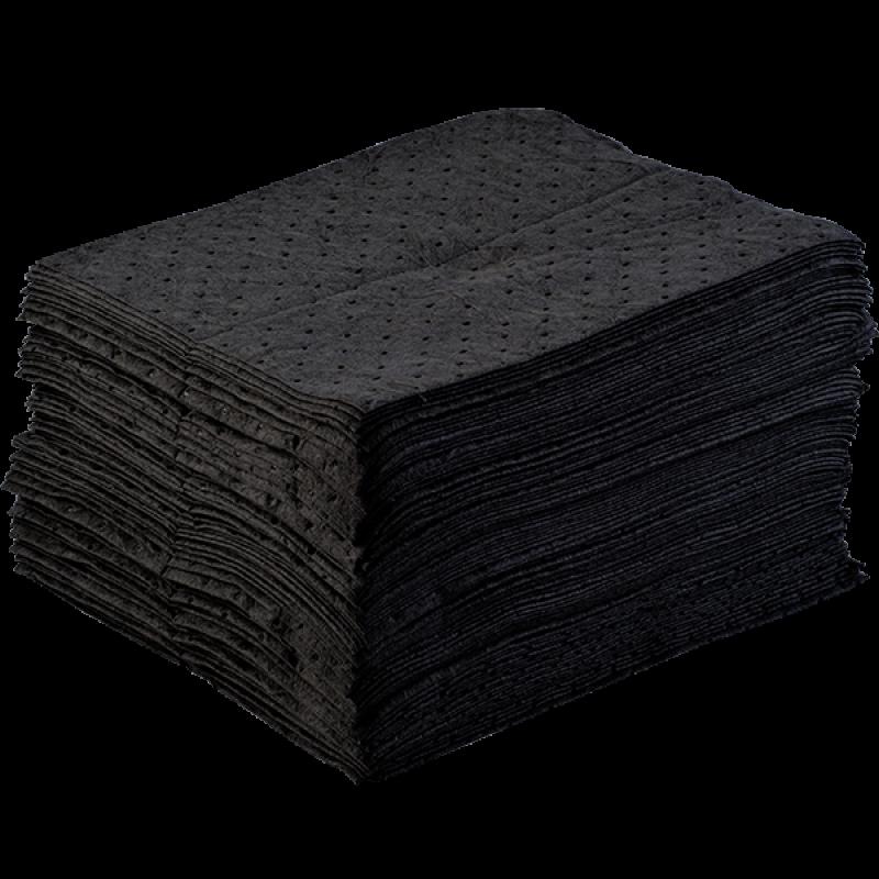 Sorbent Pad (Universal/Chemical, 200pcs/carton)