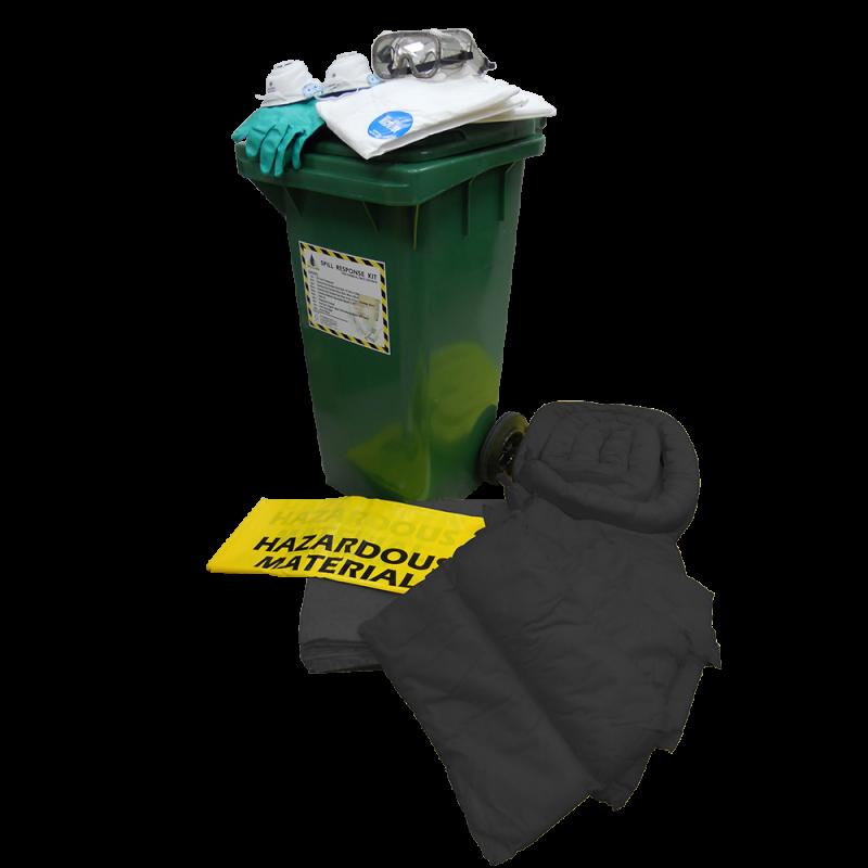 Dispenser Cart Spill Kit - Universal (120 Liters)