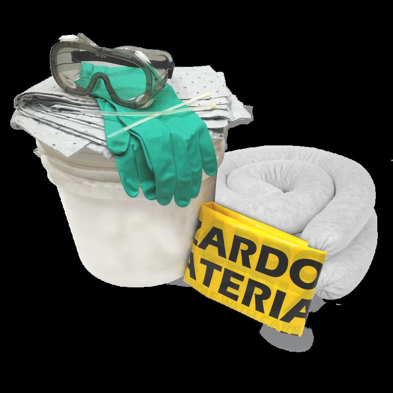 Portable Spill Response Kit - Oil (18 Liters)