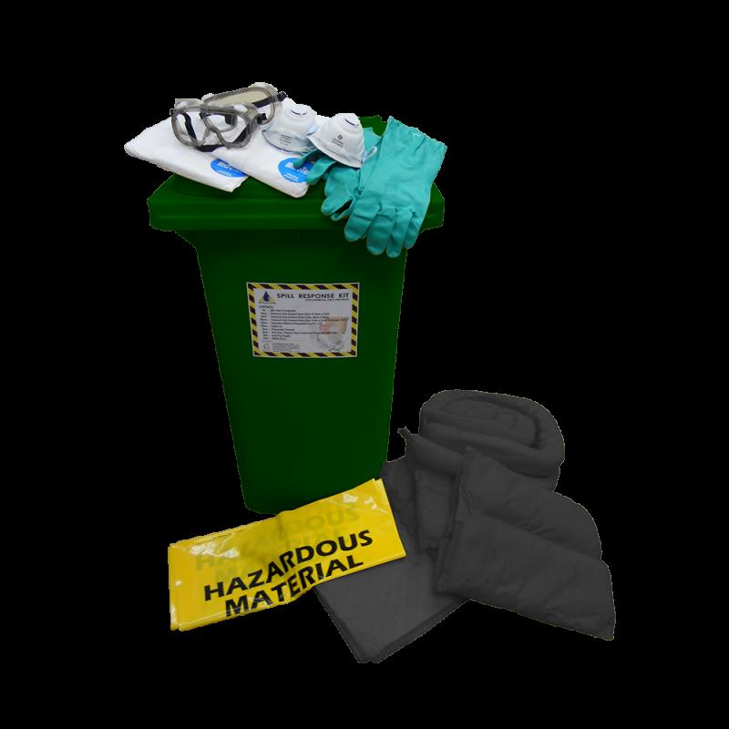 Dispenser Cart Spill Kit - Universal (240 Liters)