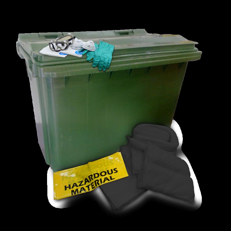 Dispenser Cart Spill Kit - Universal (660 Liters)